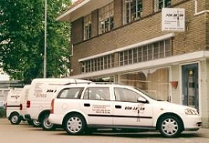 Drie generaties schoonmaakbedrijf Don van Erven