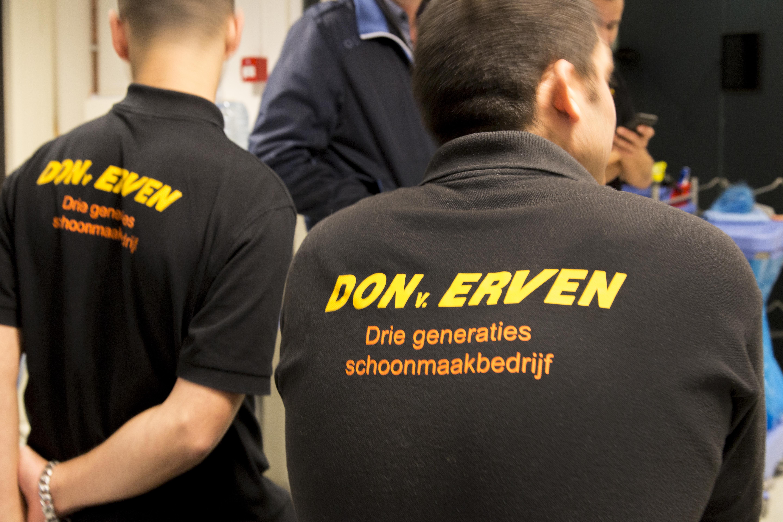 Schoonmaak Don van Erven