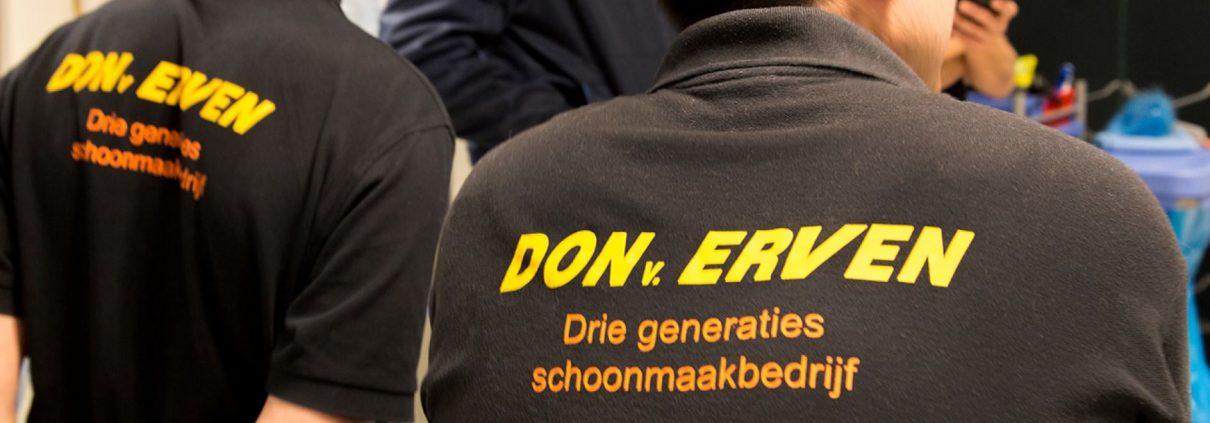 Schoonmaakbedrijf Naarden - Don van Erven